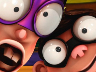 Fanboy and Chum Chum Weekend