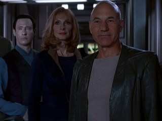 Star Trek: Insurrection Trailer (Polish)