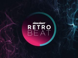 NickNight RetroBeat Package Animation